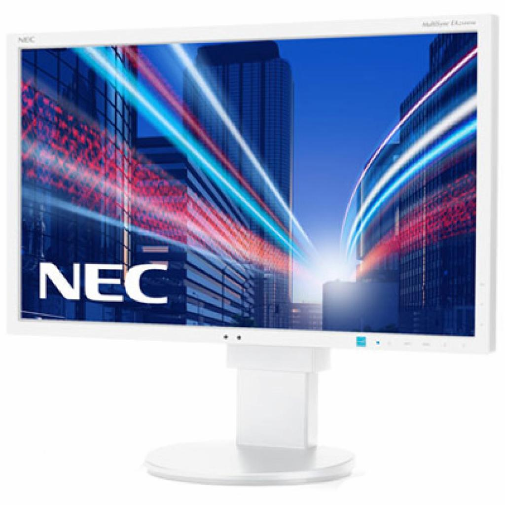 Монитор NEC EA234WMi white