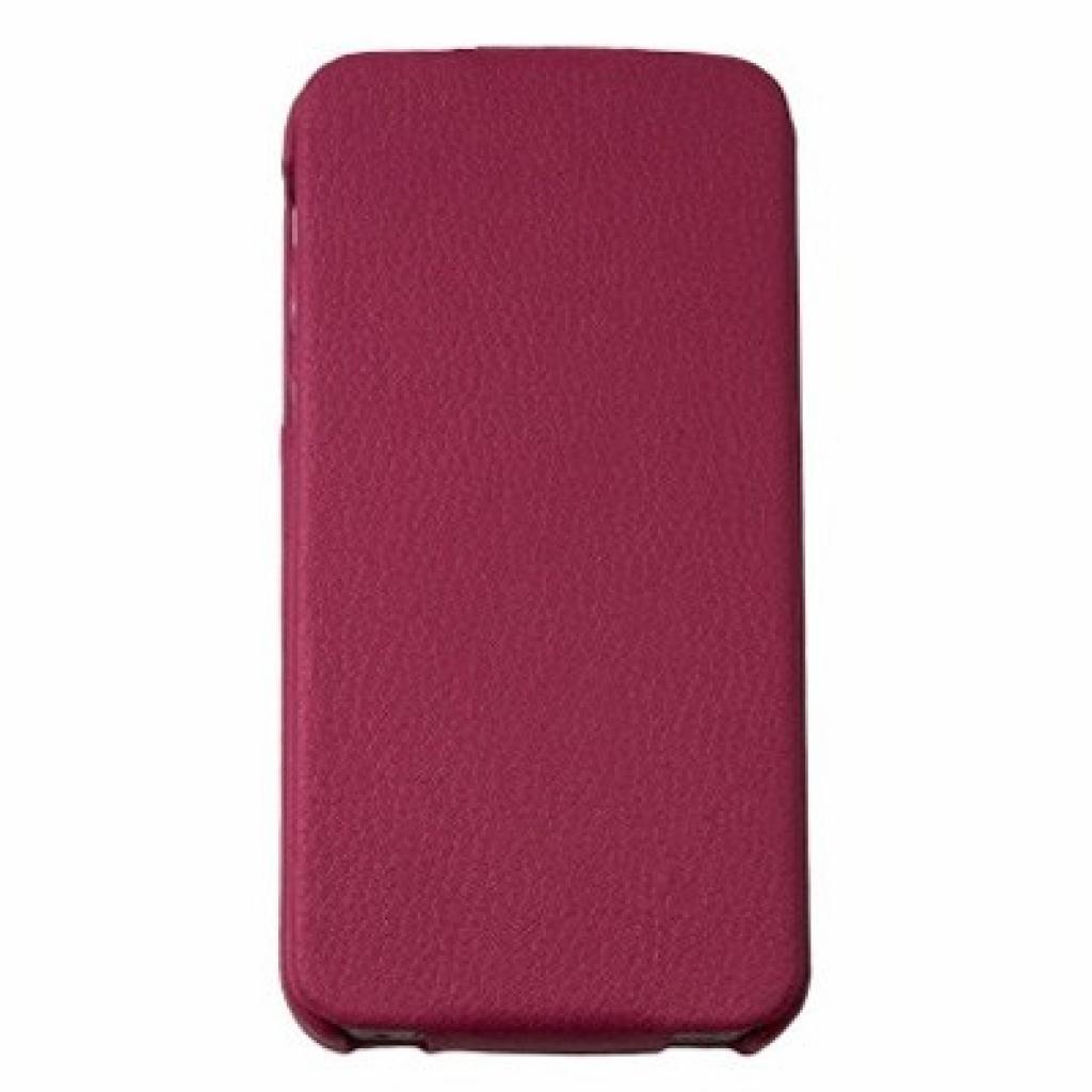 Чехол для моб. телефона Drobak для Apple Iphone 5 /Business-flip Pink (210231)