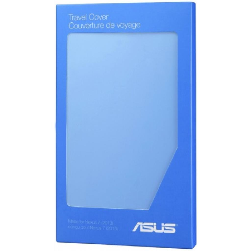Чехол для планшета ASUS Nexus 7 2013 TRAVEL COVER V2 BLUE (90-XB3TOKSL001N0-) изображение 7