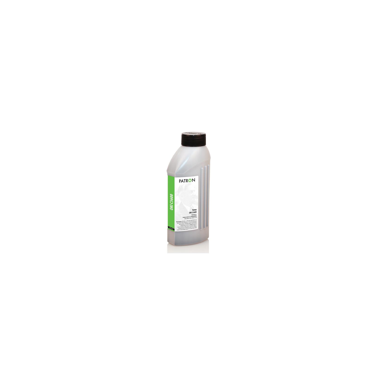 Тонер PATRON OKI C5600 BLACK 160г (T-PN-OC5600-B-160)