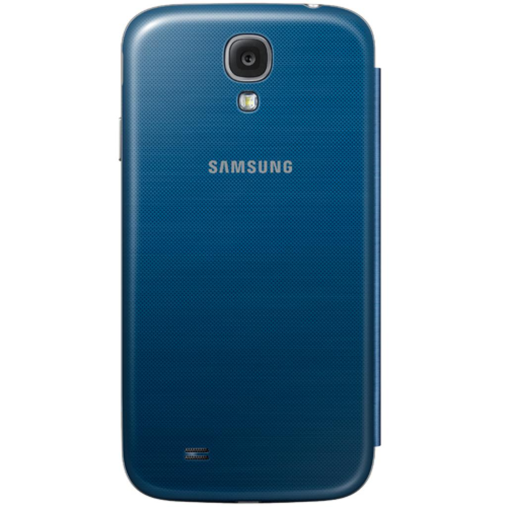Чехол для моб. телефона Samsung I9500 Galaxy S4/Rigel Blue/S View Cover (EF-CI950BLEGWW) изображение 3