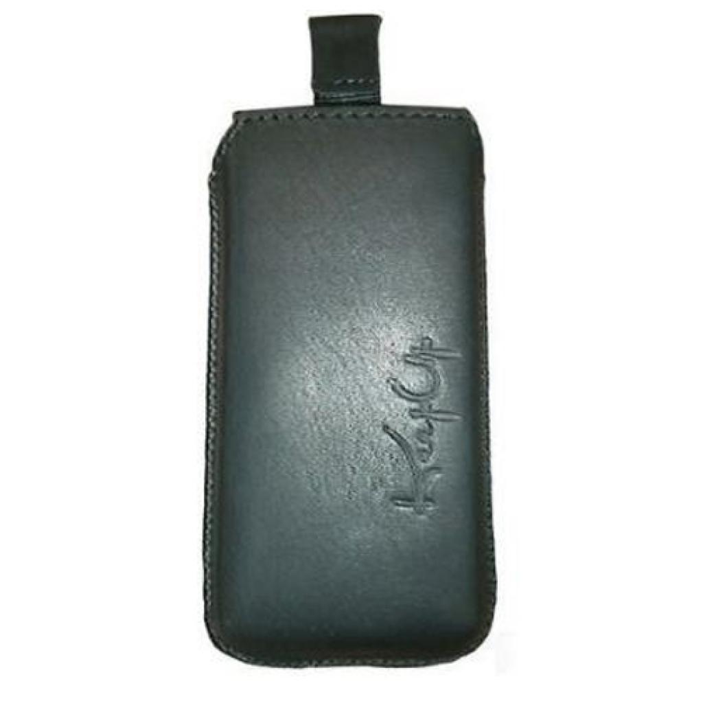 Чехол для моб. телефона KeepUp для Samsung S6802 Galaxy Ace Duos Black lak/pouch (00-00006890)