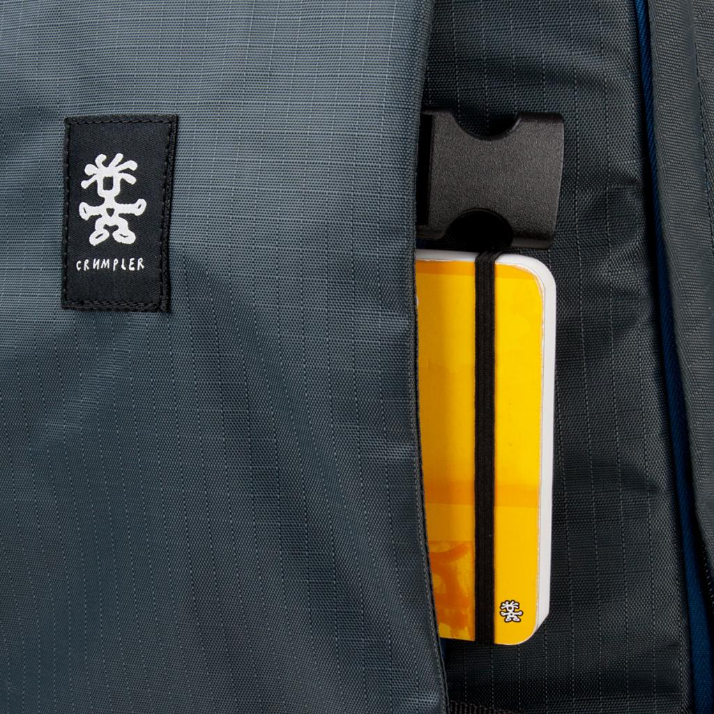 "Рюкзак для фототехники Crumpler Light Delight Full Photo +15""NB Backpack (steel grey) (LDFPBP-010) изображение 3"