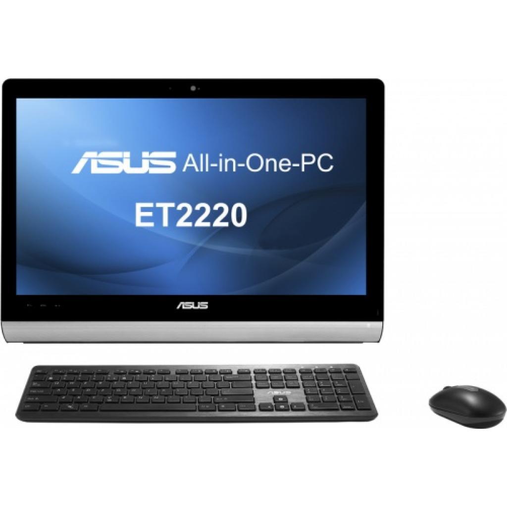 Компьютер ASUS EeeTop PC ET2220IUKI-B023M (90PT00G1004040Q) изображение 2