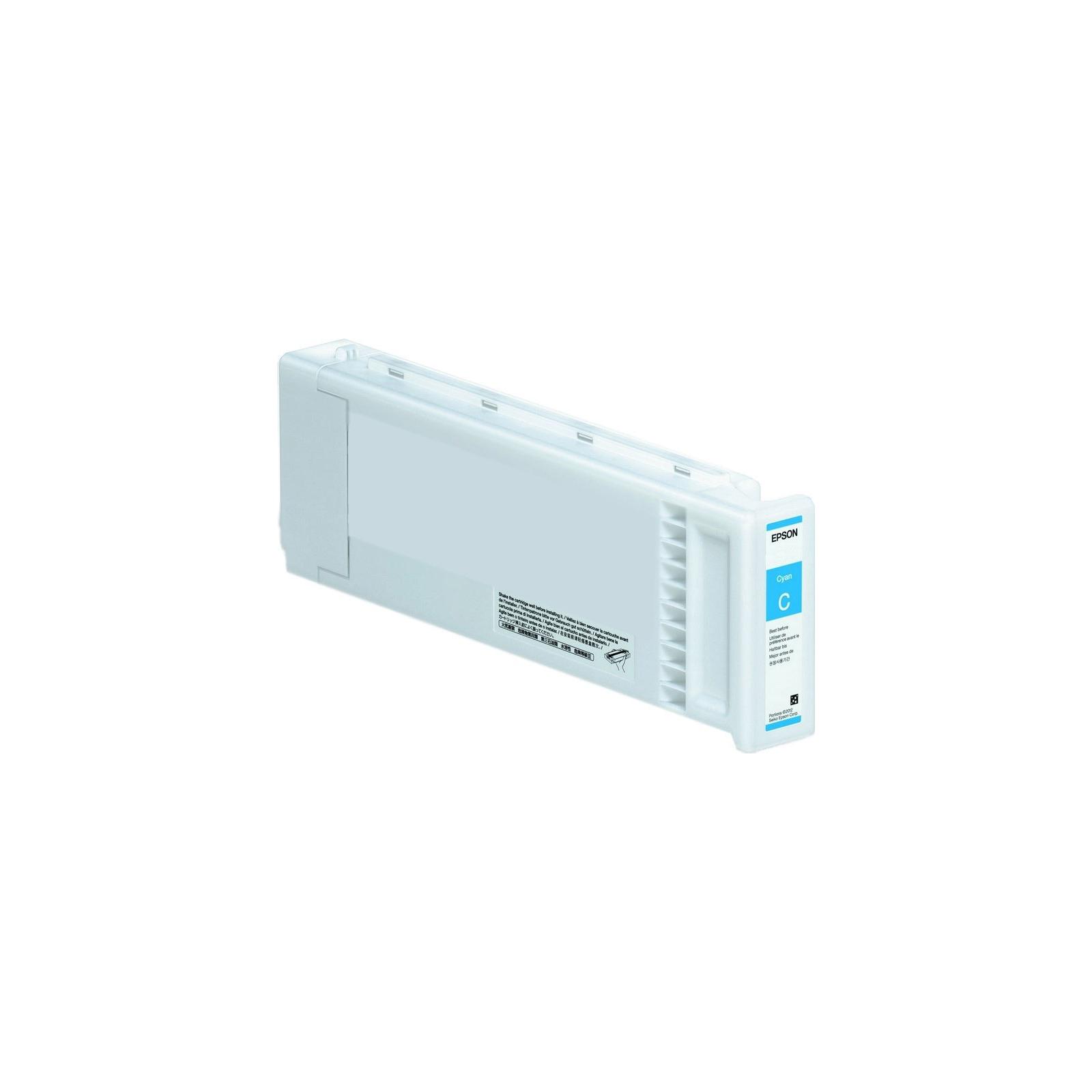 Картридж EPSON UltraChrome GS2 SC-S30610 Cyan, 700мл (C13T688200)