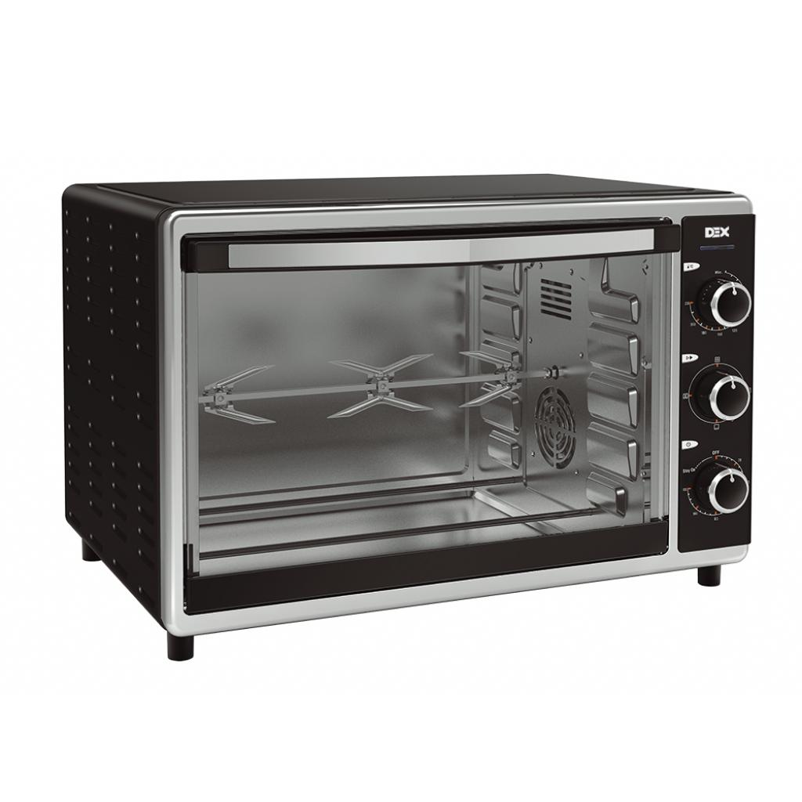 Электропечь DEX DTO-420 C