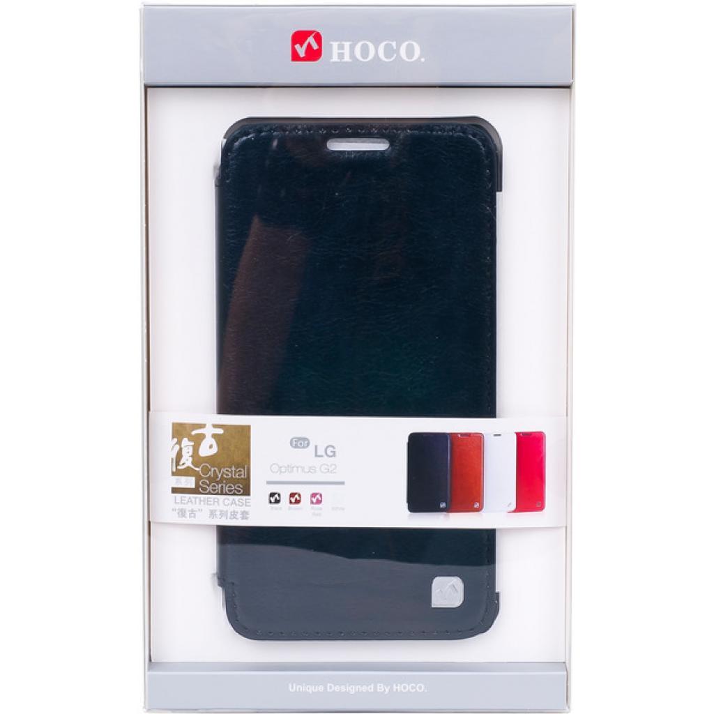 Чехол для моб. телефона HOCO для LG D802 Optimus G2 /Crystal (HL-L001 Black)