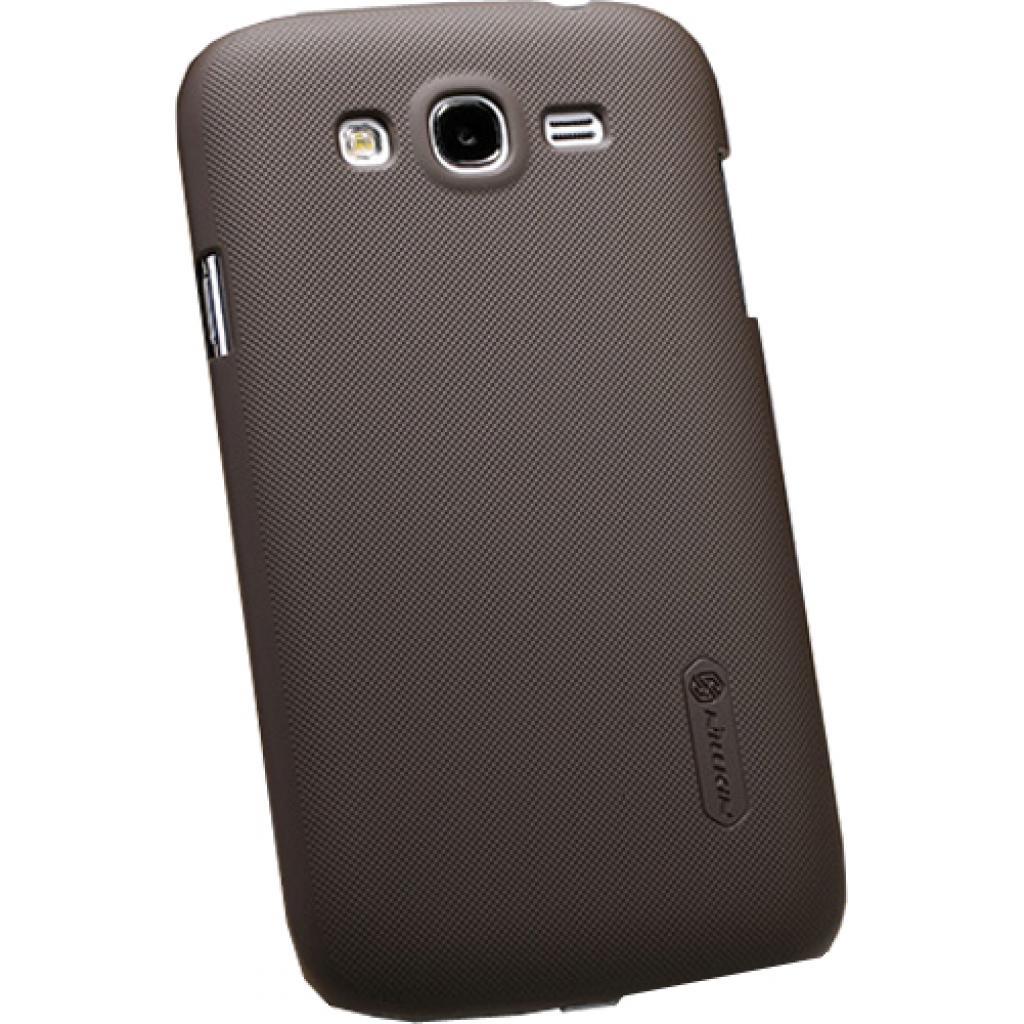 Чехол для моб. телефона NILLKIN для Samsung I9082 /Super Frosted Shield/Brown (6065865) изображение 2