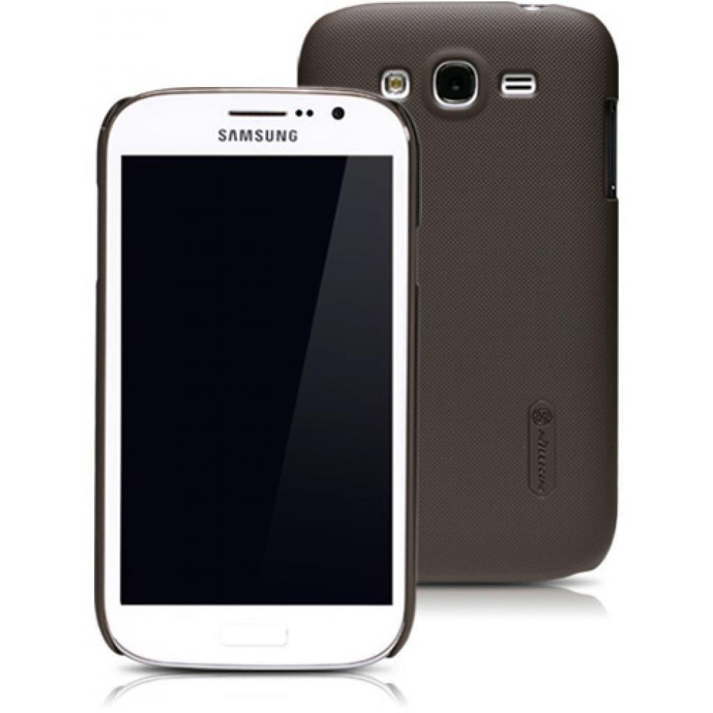 Чехол для моб. телефона NILLKIN для Samsung I9082 /Super Frosted Shield/Brown (6065865)