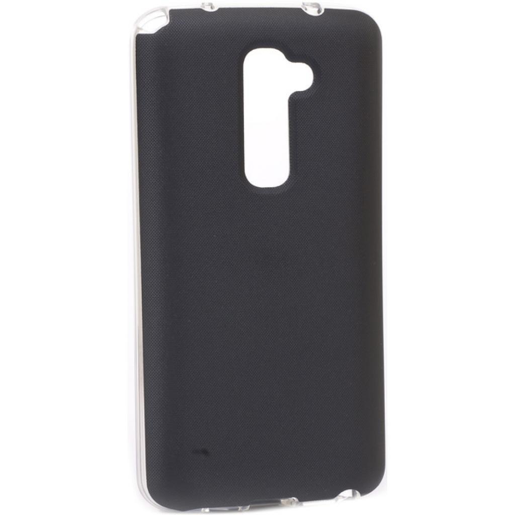 Чехол для моб. телефона VOIA для LG D802 Optimus G II /Jelly/Black (6093474)