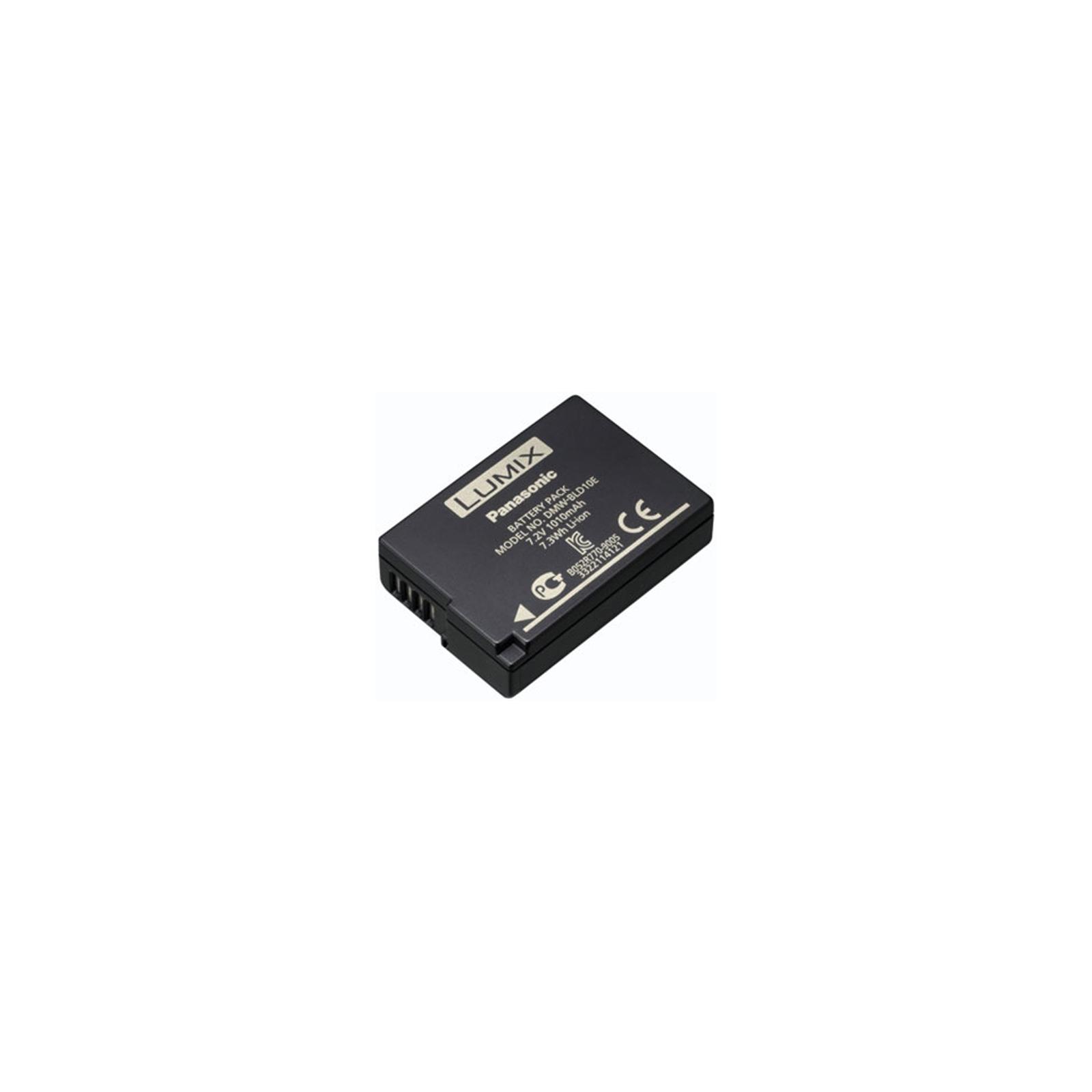 Аккумулятор к фото/видео PANASONIC DMW-BLD10E для фотокамер Lumix: DMC-G3/DMC-GF2/DMC-GX1 (DMW-BLD10E)