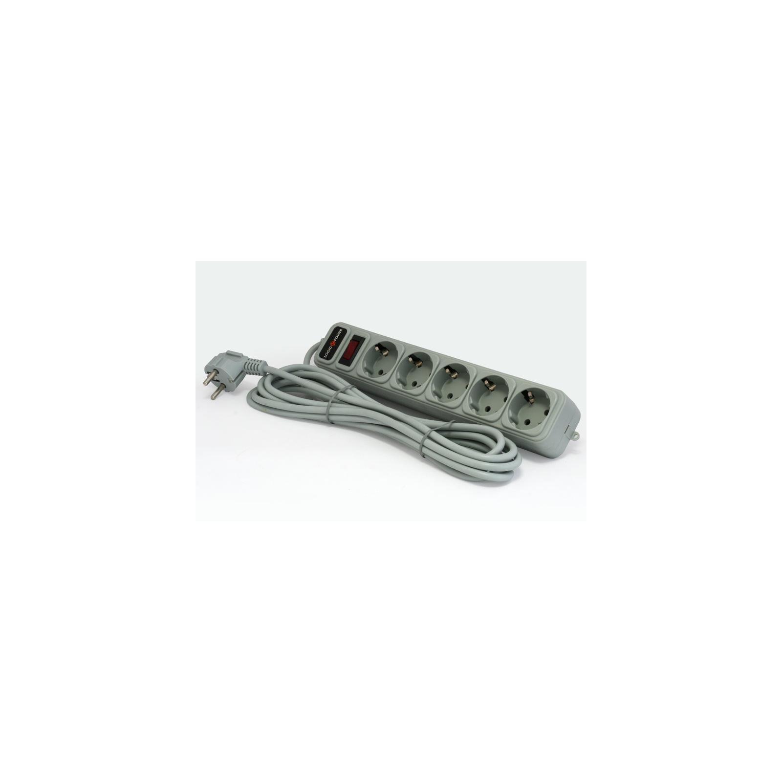 Сетевой фильтр питания LogicPower LP-X5 10.0м (3303)