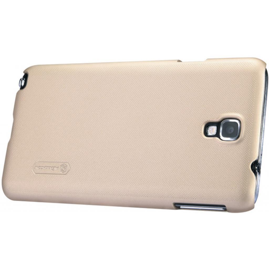 Чехол для моб. телефона NILLKIN для Samsung N7502/7505 /Super Frosted Shield/Golden (6147163) изображение 2