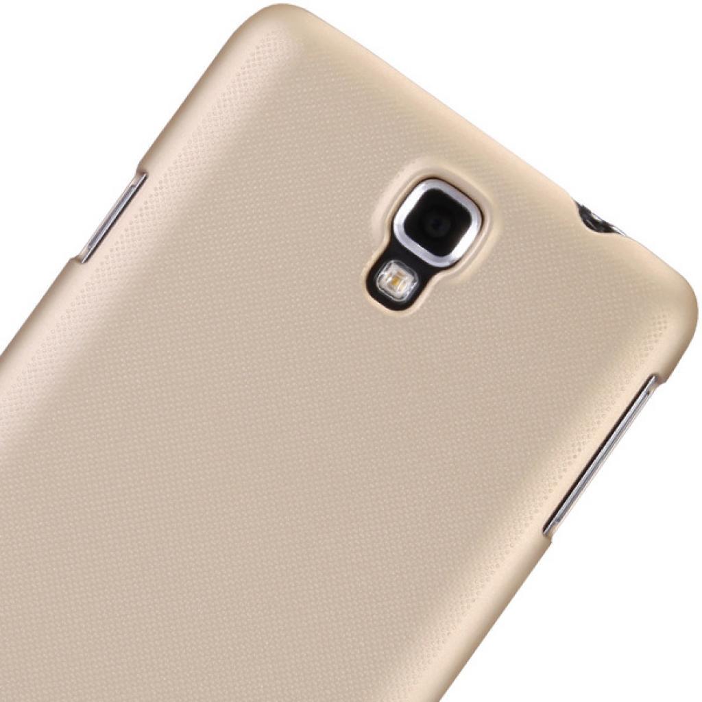 Чехол для моб. телефона NILLKIN для Samsung N7502/7505 /Super Frosted Shield/Golden (6147163) изображение 3