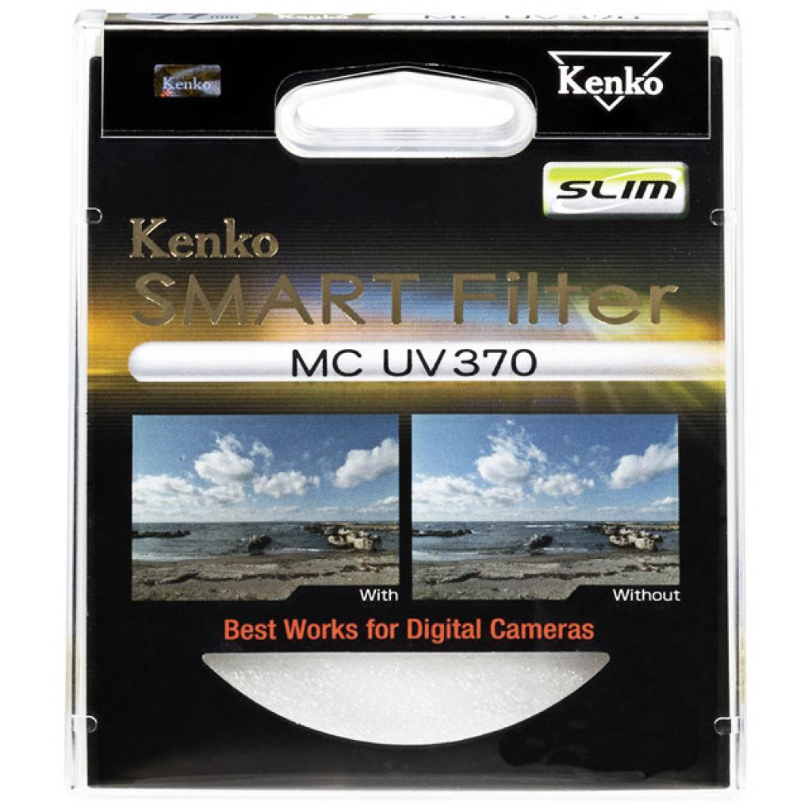 Светофильтр Kenko MC UV 370 SLIM 49mm (214998) изображение 2