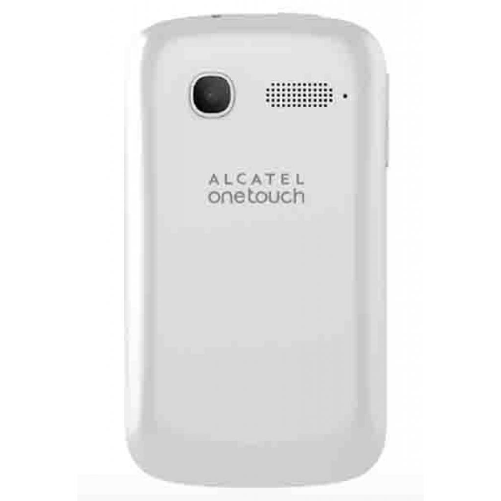 Мобильный телефон ALCATEL ONETOUCH 4015D (Pop C1) Full White (4894461095141) изображение 2