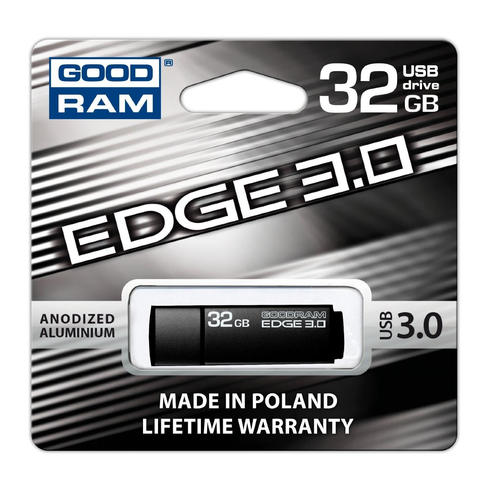 USB флеш накопитель Goodram 8Gb Edge (PD8GH2GREGRR9) изображение 3