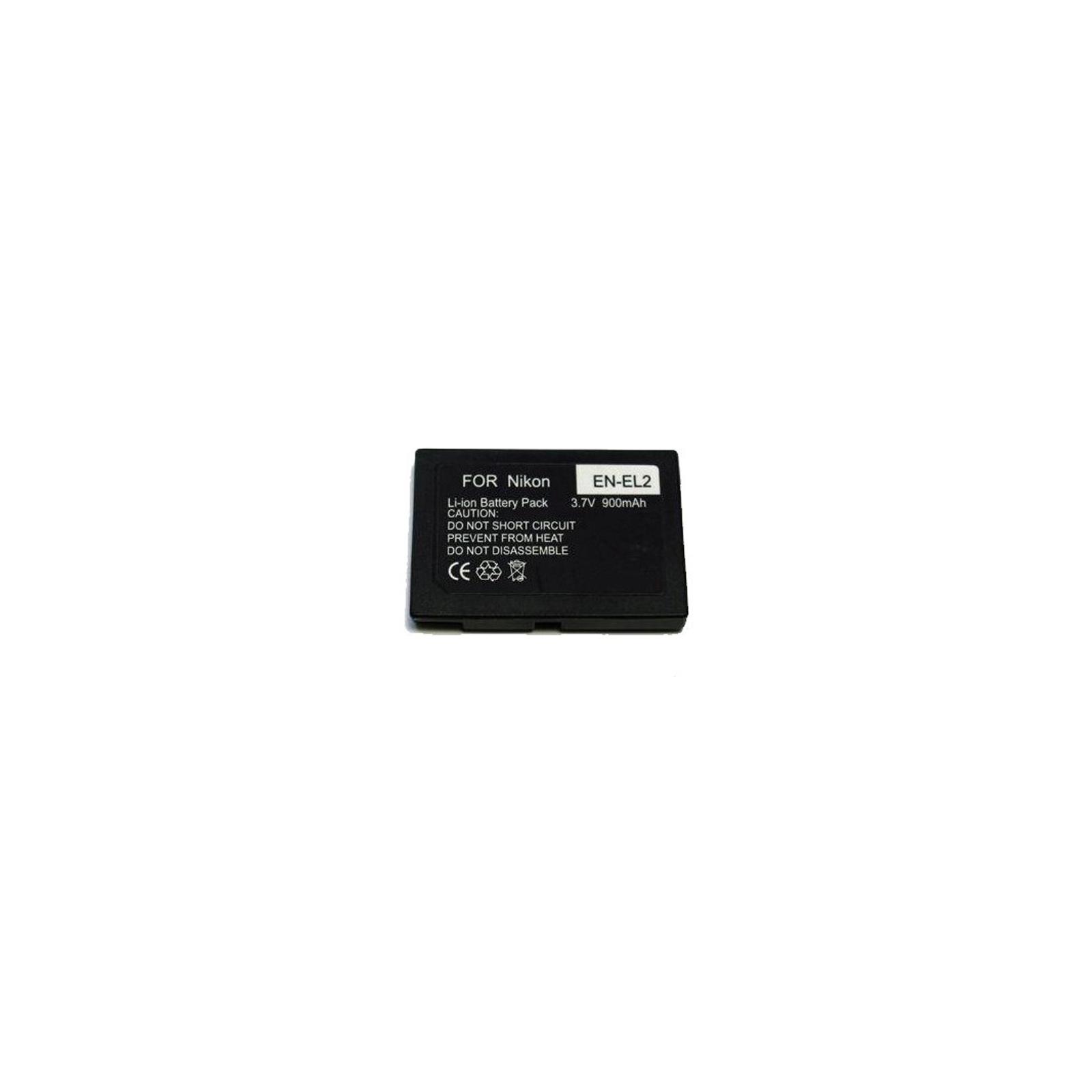 Аккумулятор к фото/видео EXTRADIGITAL Nikon EN-EL2 (DV00DV1037)