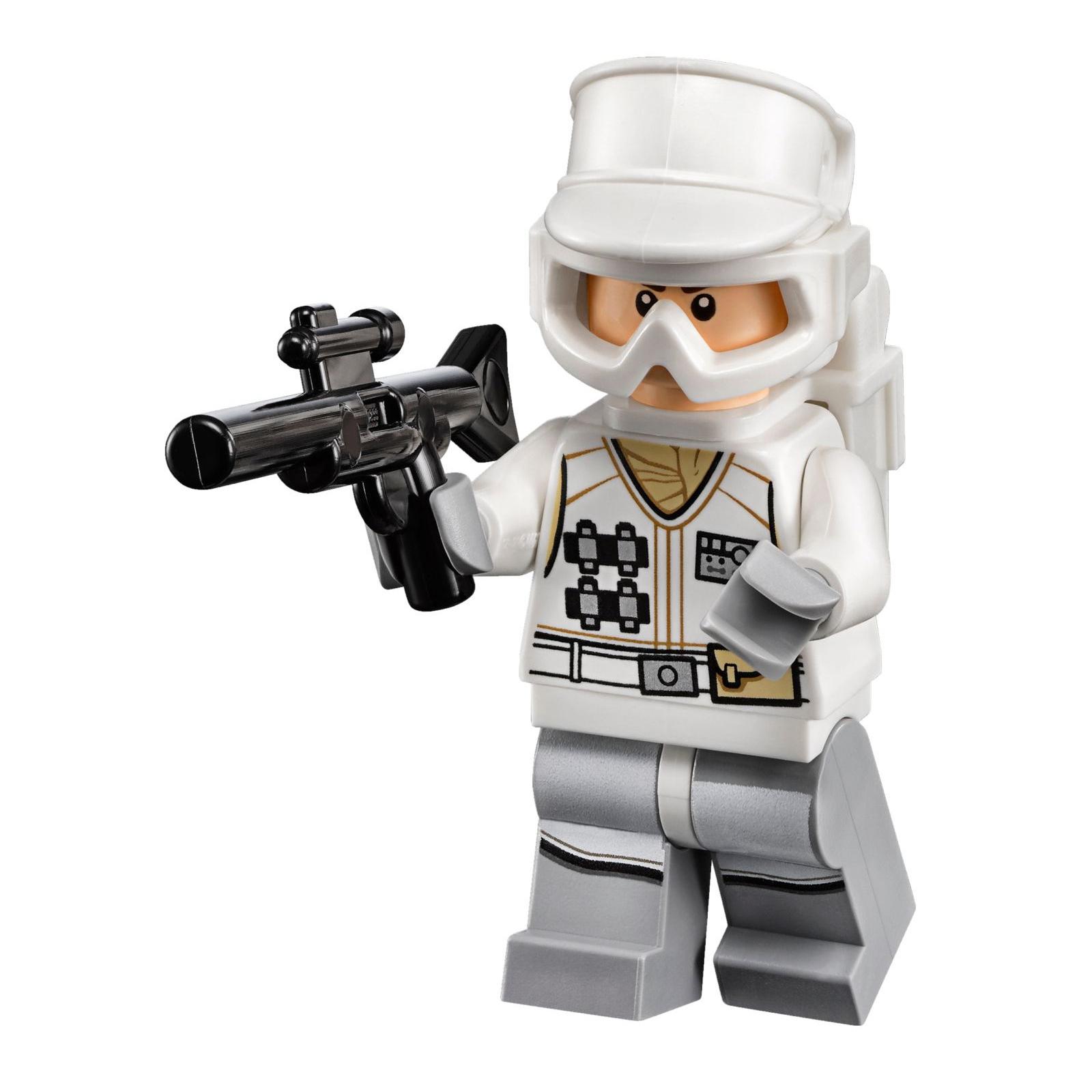 Конструктор LEGO Star Wars Нападение на Хот (75138) изображение 10
