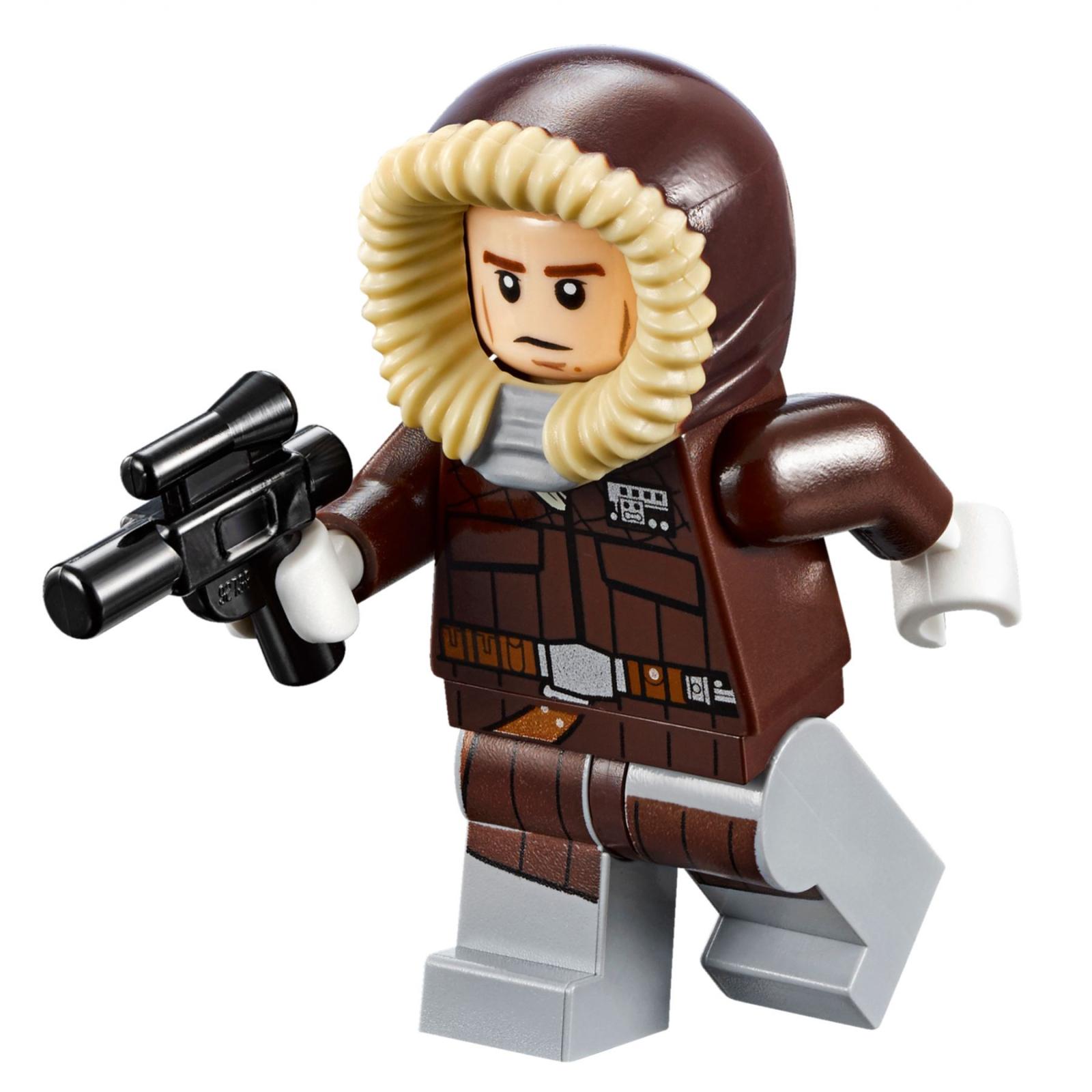 Конструктор LEGO Star Wars Нападение на Хот (75138) изображение 11