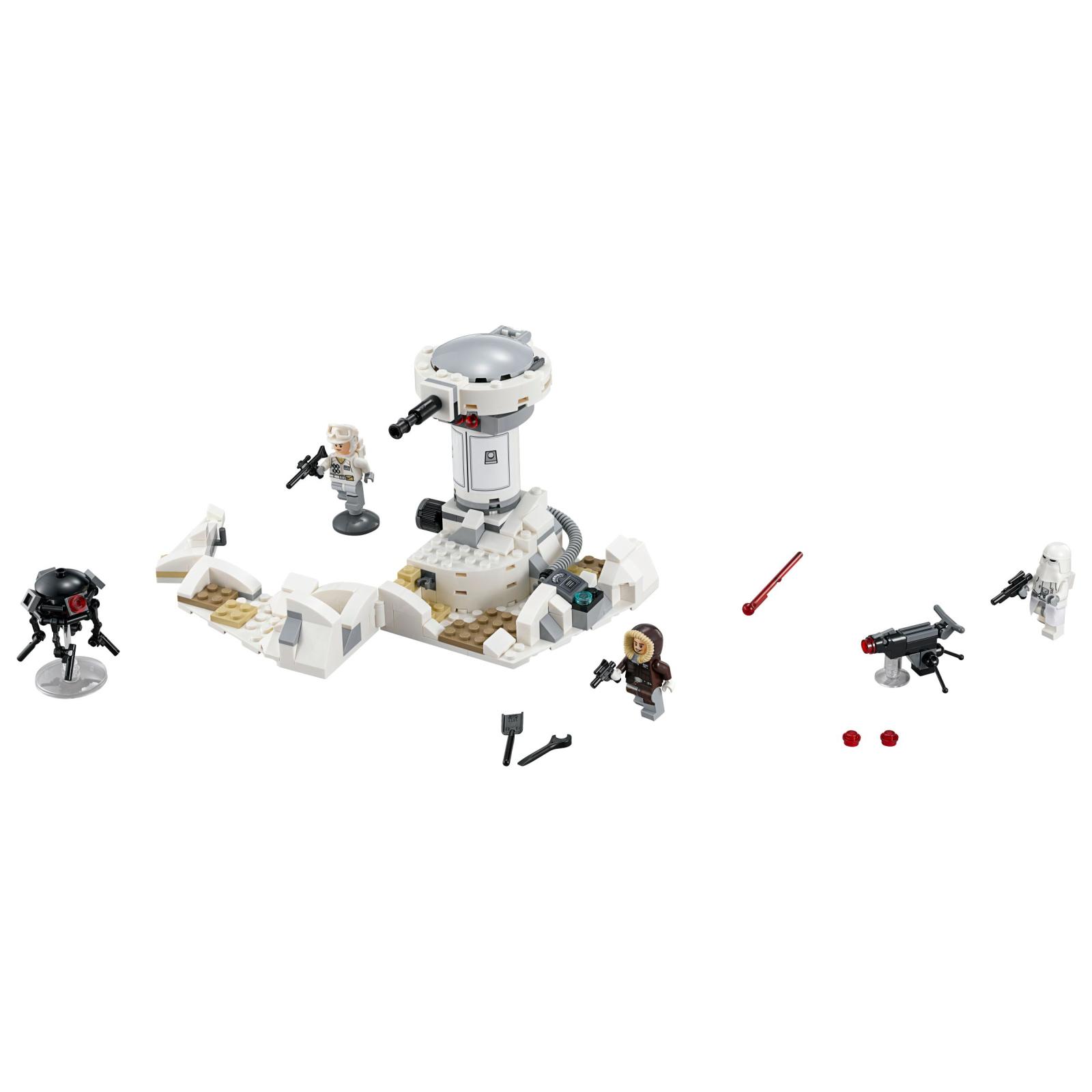 Конструктор LEGO Star Wars Нападение на Хот (75138) изображение 2