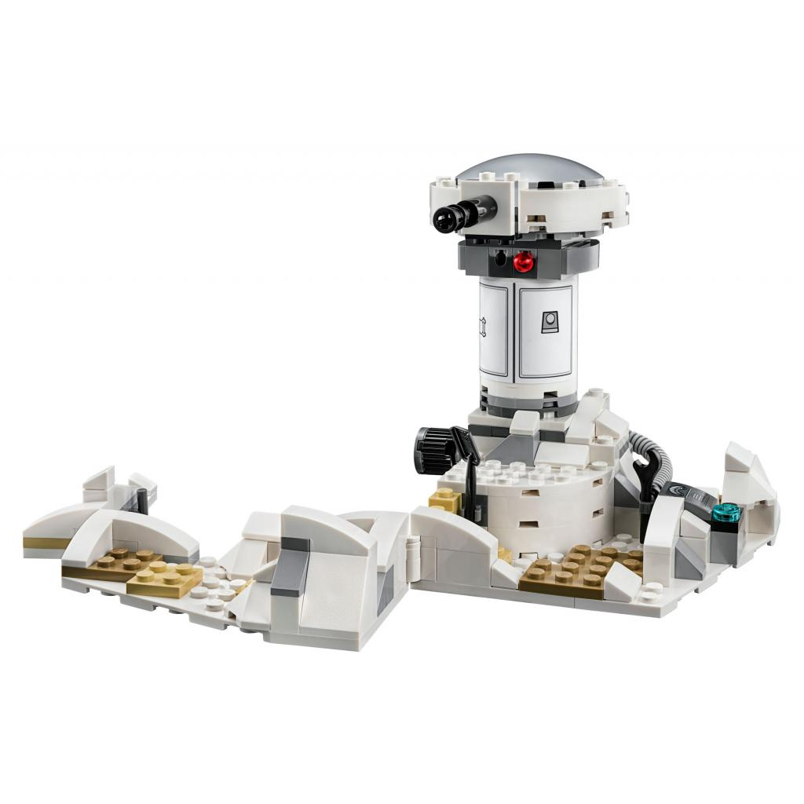 Конструктор LEGO Star Wars Нападение на Хот (75138) изображение 3