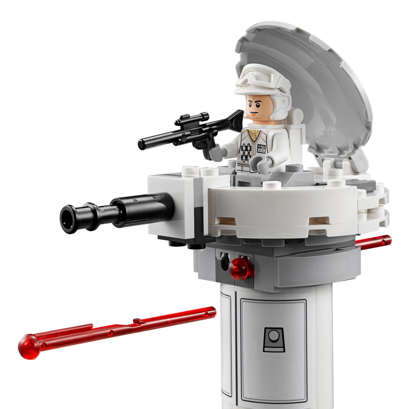 Конструктор LEGO Star Wars Нападение на Хот (75138) изображение 7