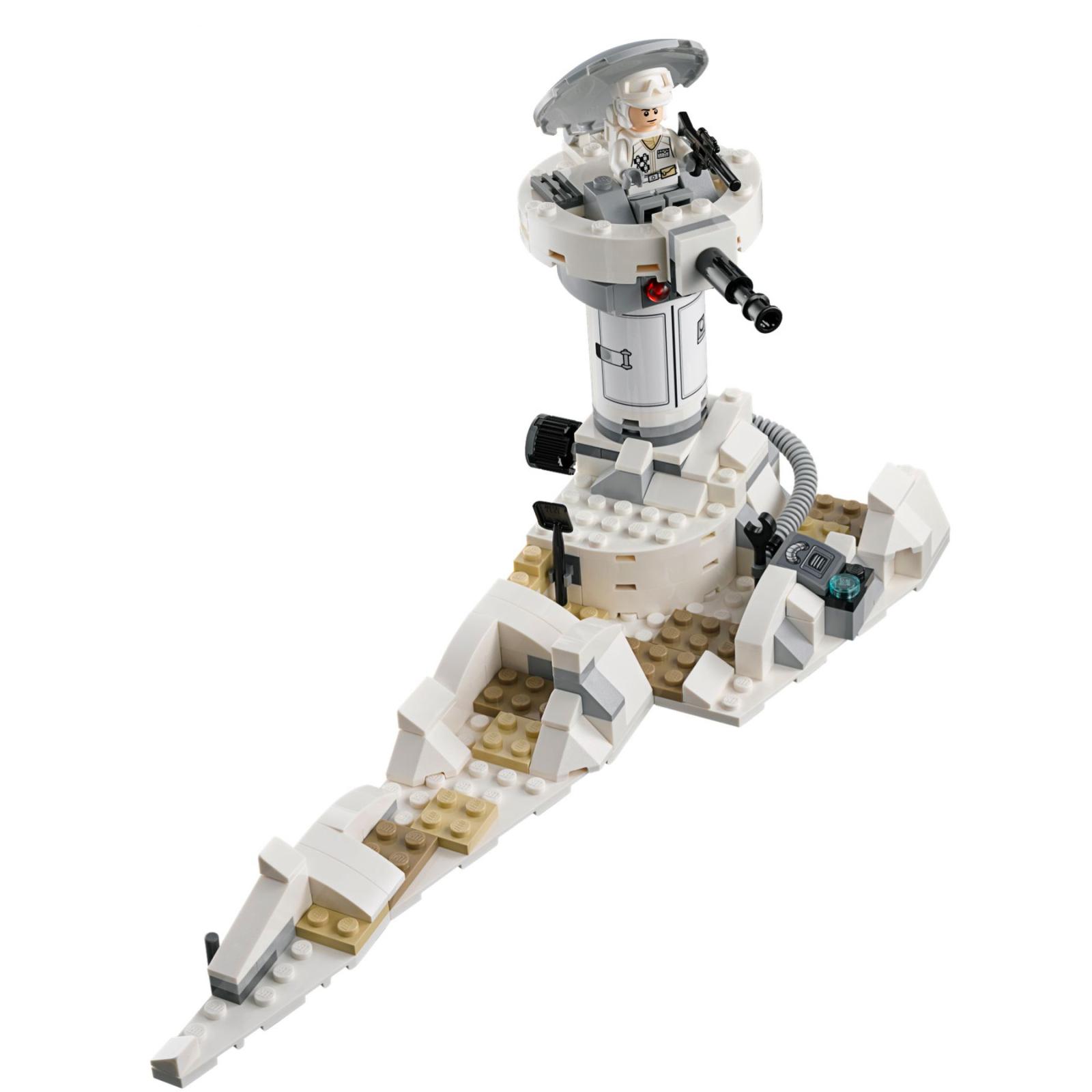 Конструктор LEGO Star Wars Нападение на Хот (75138) изображение 8