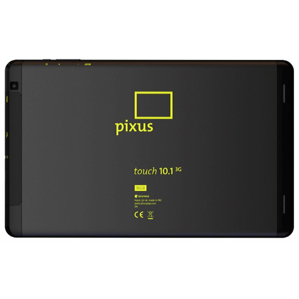 Планшет Pixus Touch 10.1 3G v2.0 GPS, metal, black (Touch 10.1 3G v2.0) изображение 2