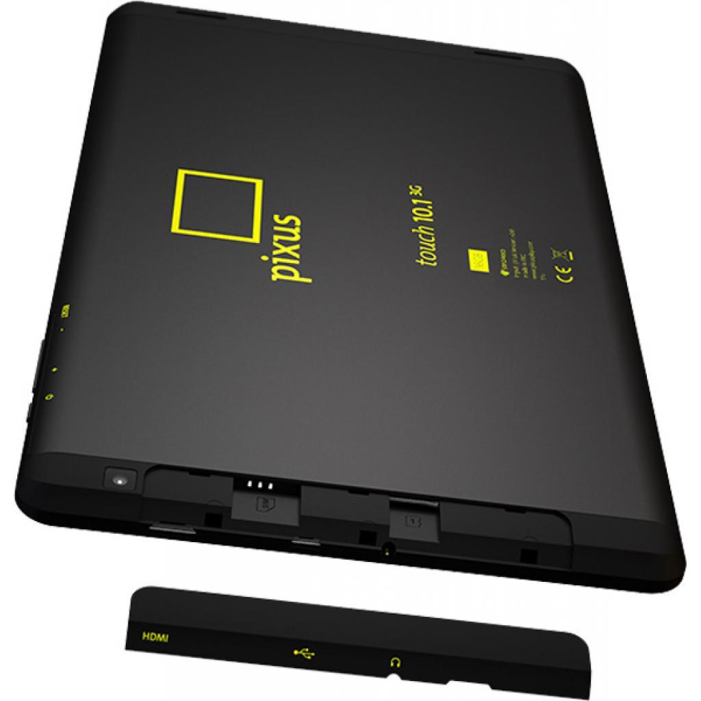 Планшет Pixus Touch 10.1 3G v2.0 GPS, metal, black (Touch 10.1 3G v2.0) изображение 5