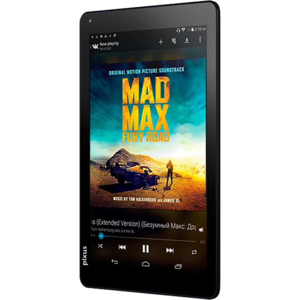 Планшет Pixus Touch 10.1 3G v2.0 GPS, metal, black (Touch 10.1 3G v2.0) изображение 8