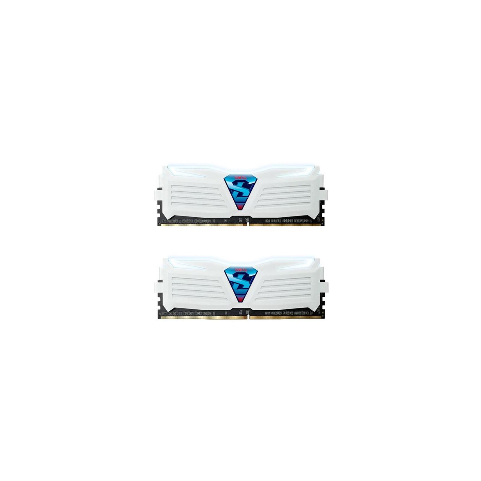 Модуль памяти для компьютера DDR4 32GB (2x16GB) 2400 MHz SUPER LUCE GEIL (GLWW432GB2400C14DC)