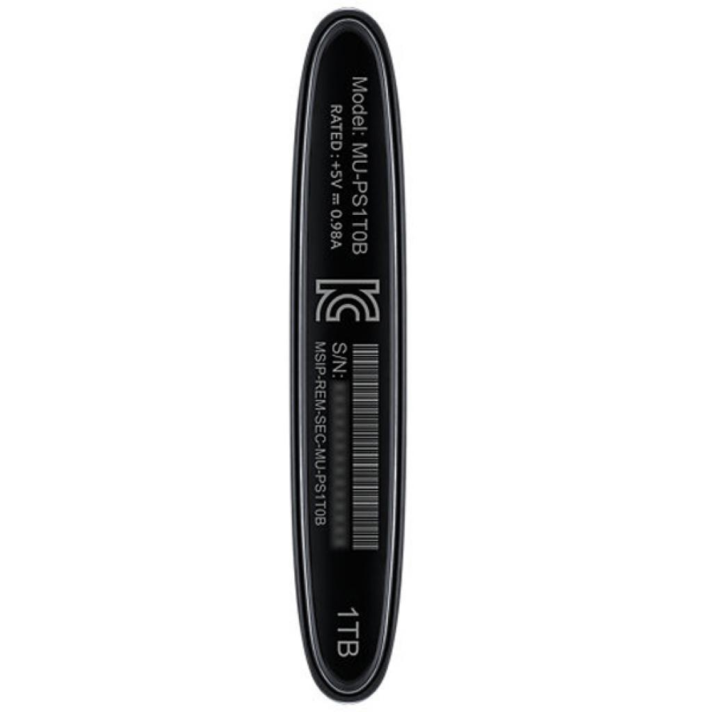 Накопитель SSD USB 3.0 1TB Samsung (MU-PS1T0B/EU) изображение 4