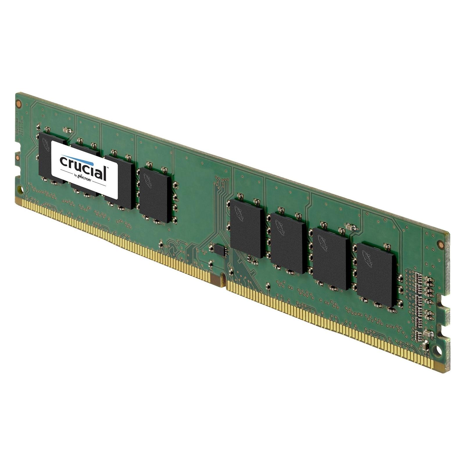 Модуль памяти для компьютера DDR4 16GB (2x8GB) 2400 MHz Micron (CT2K8G4DFS824A) изображение 2