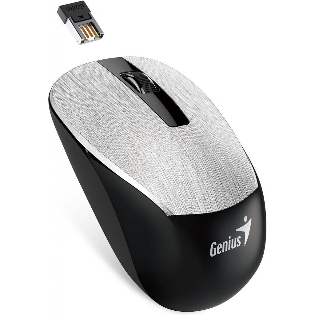 Мышка Genius NX-7015 Silver (31030119105) изображение 2
