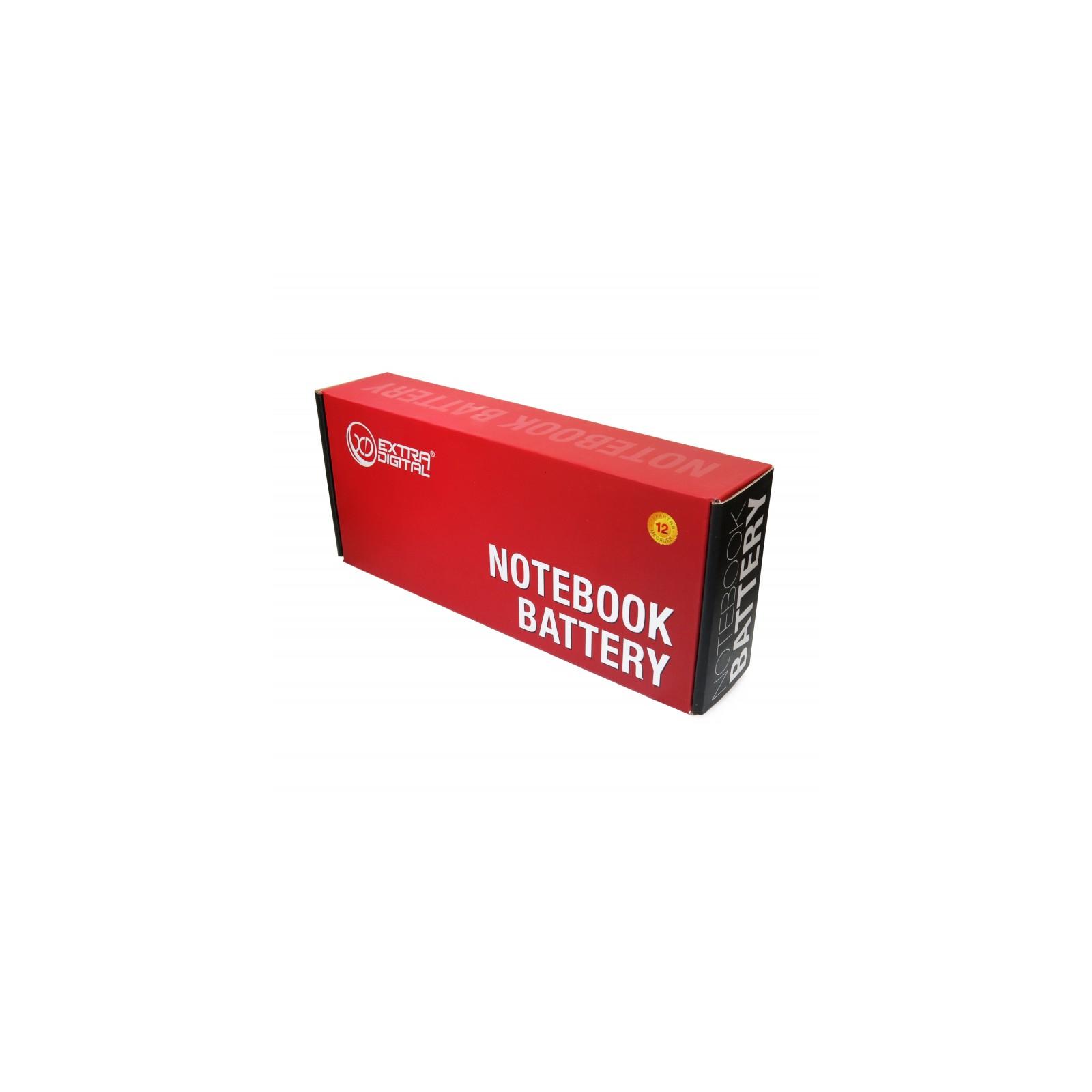 Аккумулятор для ноутбука APPLE A1185 (5550 mAh) White EXTRADIGITAL (BNA3901) изображение 6