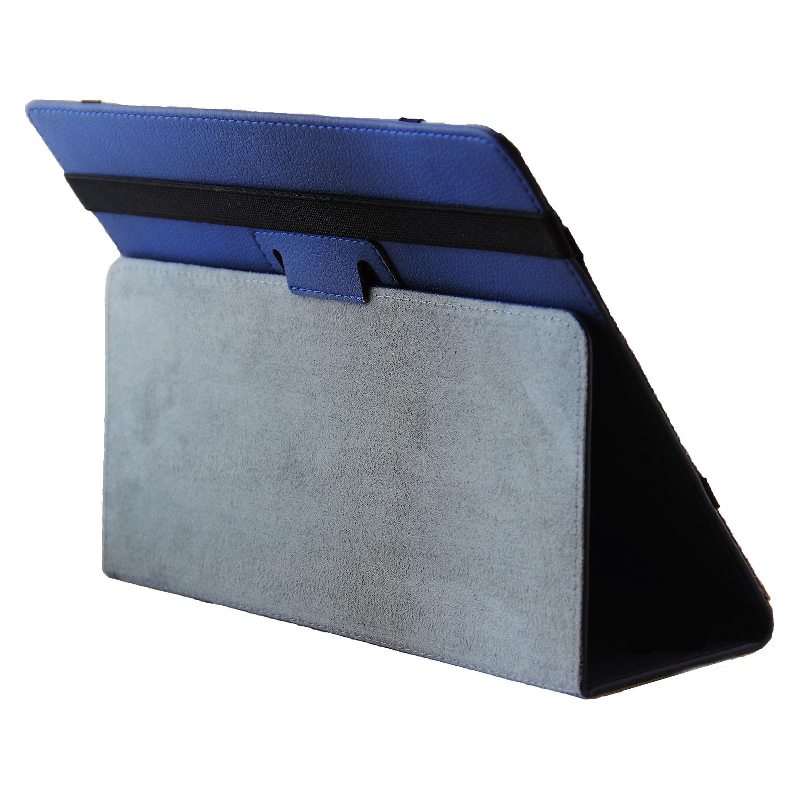 "Чехол для планшета Drobak 10""-10.1"" Cover Stand Dark Blue (218769) изображение 4"