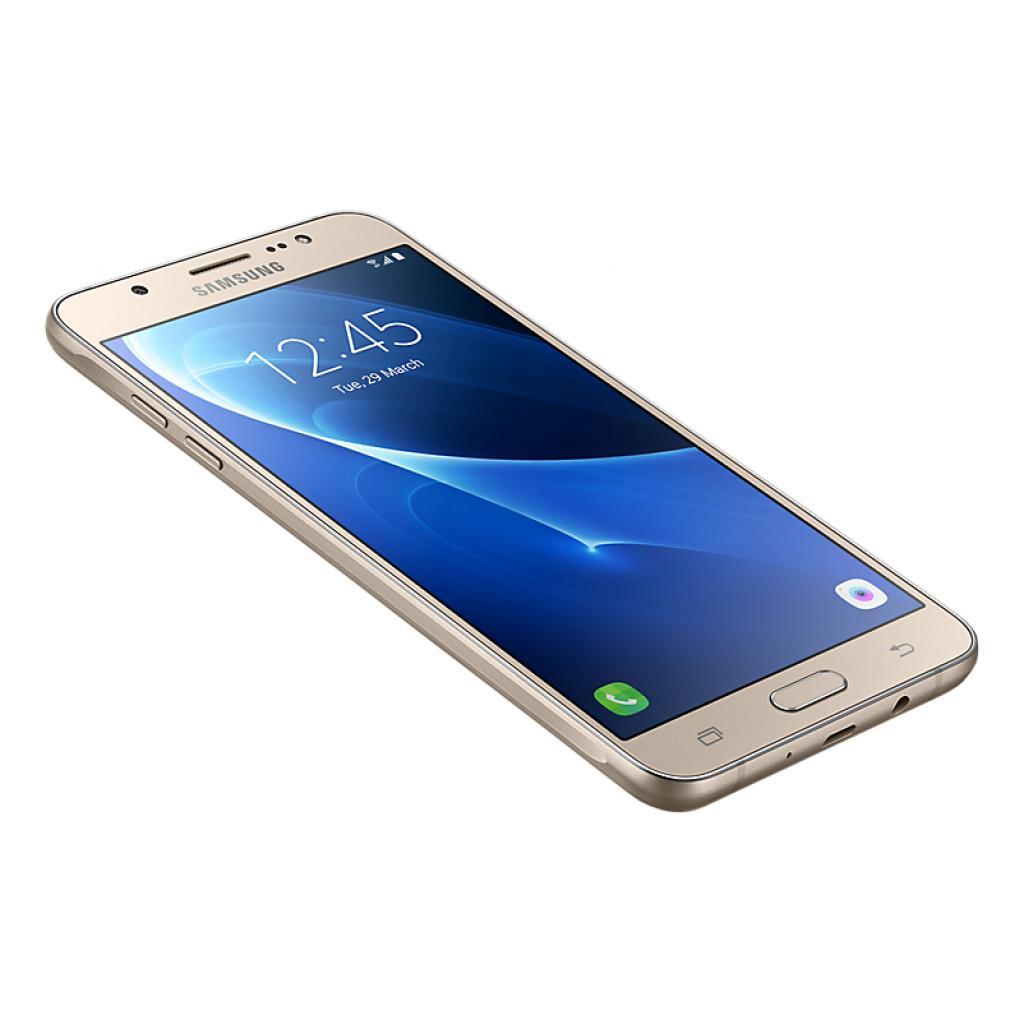 Мобильный телефон Samsung SM-J710F (Galaxy J7 2016 Duos) Gold (SM-J710FZDUSEK) изображение 4