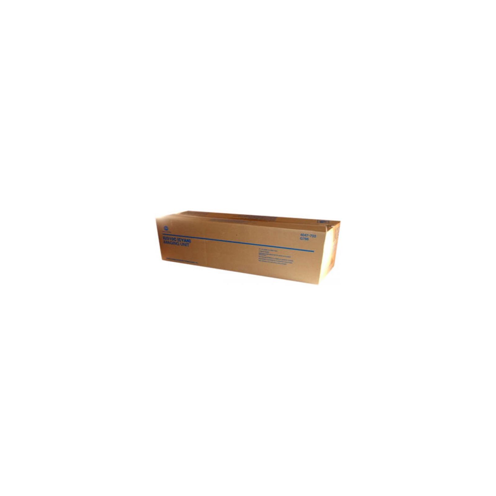Блок переноса изображения KONICA MINOLTA IU-310C Imaging Unit Cyan (для Bizhub C350/С450) (4047703)