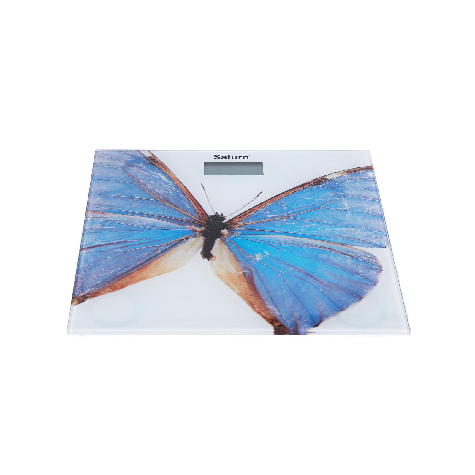 Весы напольные SATURN ST-PS0282 ButterflyB изображение 2