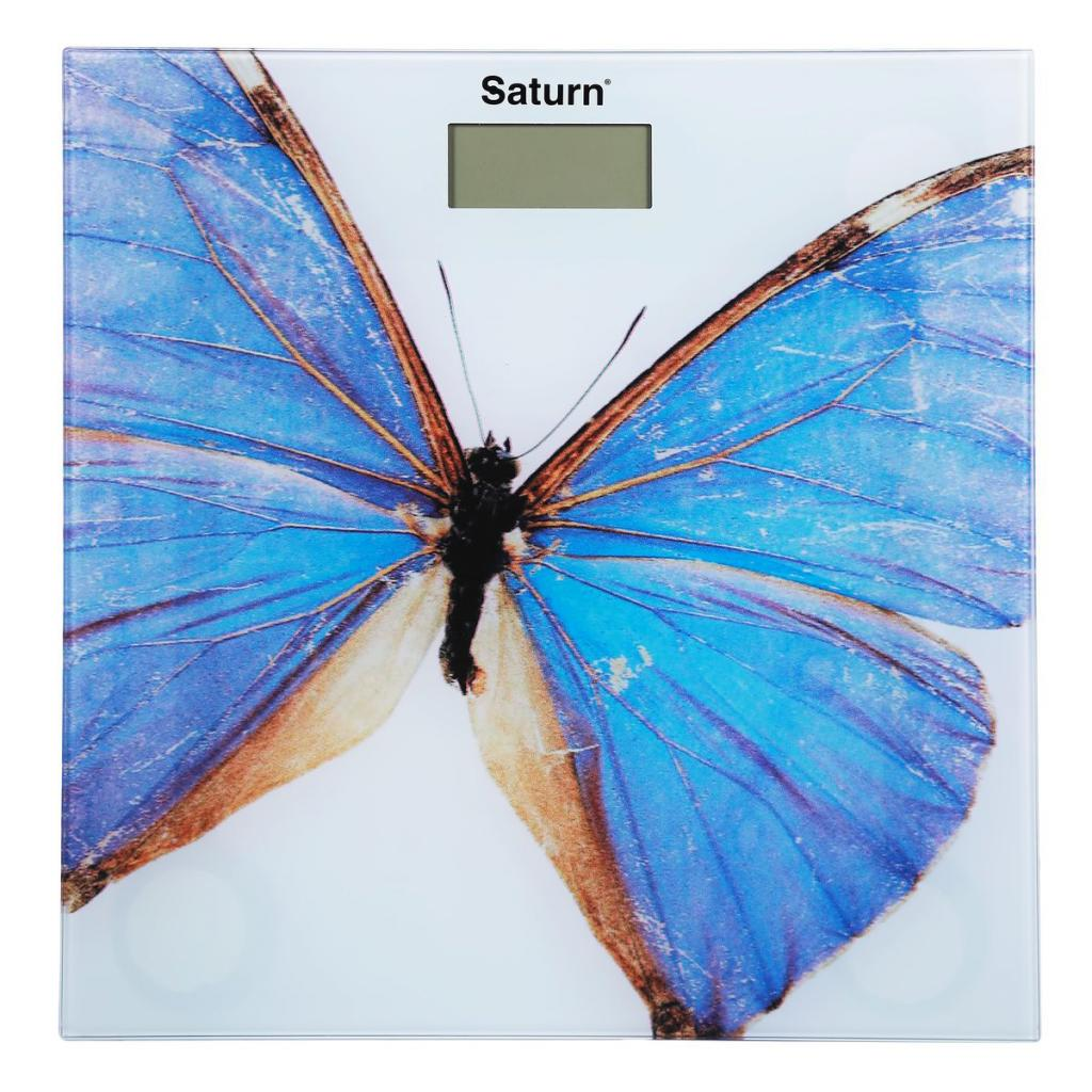 Весы напольные SATURN ST-PS0282 ButterflyB