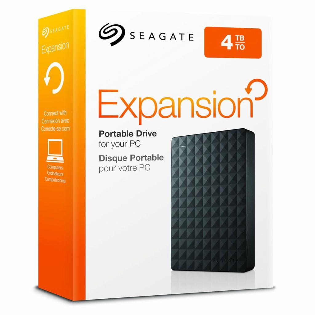"""Внешний жесткий диск 2.5"""" 4TB Seagate (STEA4000400) изображение 7"""