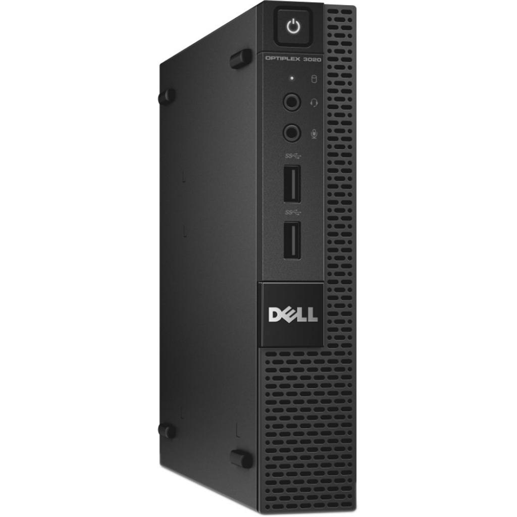 Компьютер Dell Optiplex 3020 Micro (CA002D3020M1H16_Ubu) изображение 3