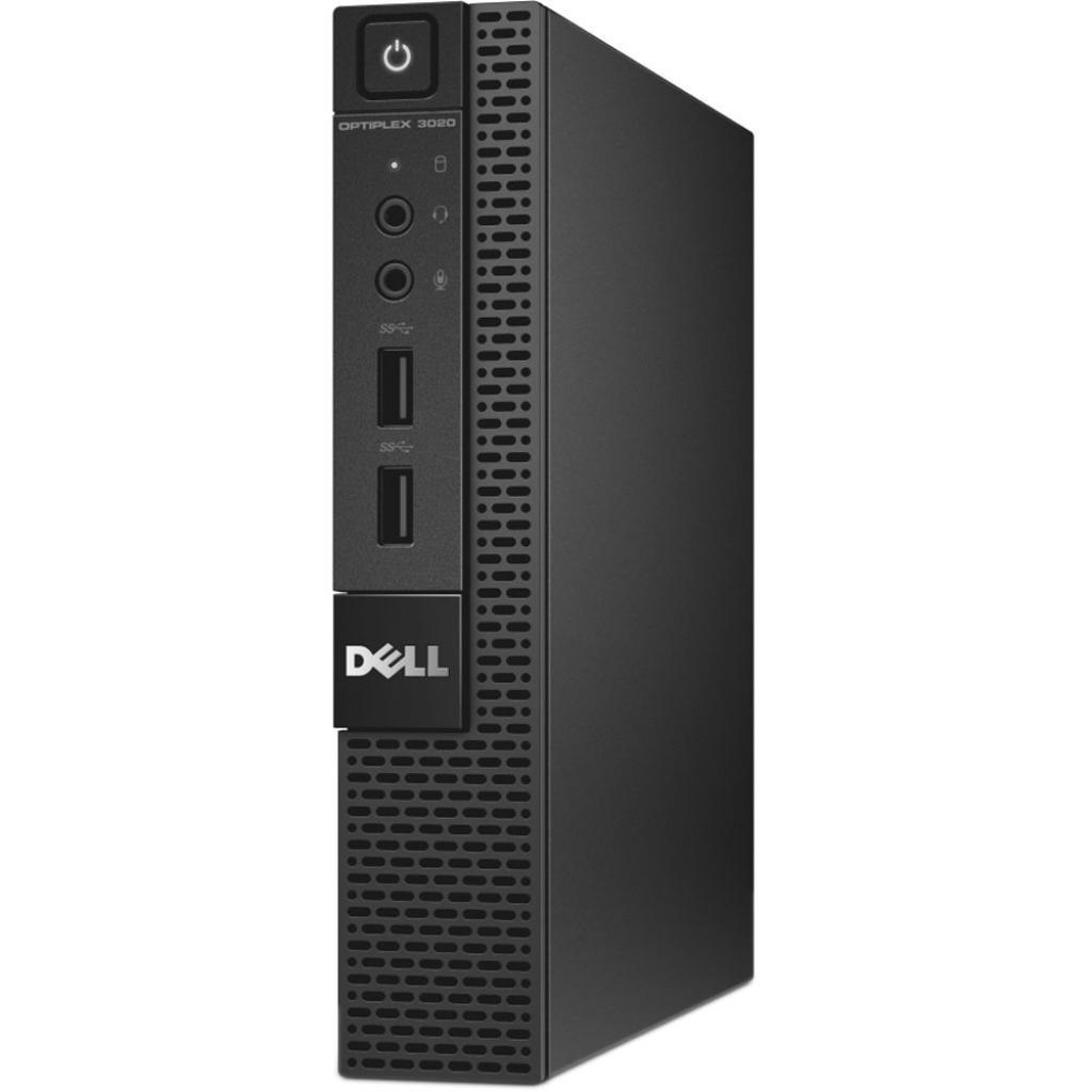 Компьютер Dell Optiplex 3020 Micro (CA002D3020M1H16_Ubu)