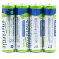 Батарейка EnerGenie AA LR6 * 4 (EG-LR6-4SH/4)