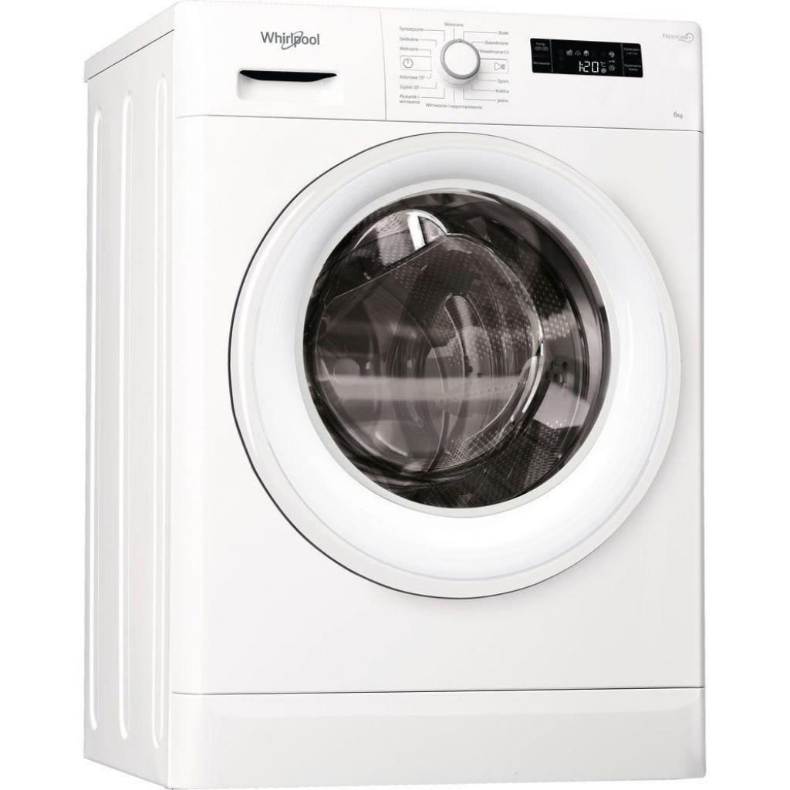 Стиральная машина Whirlpool FWSF61252W EU