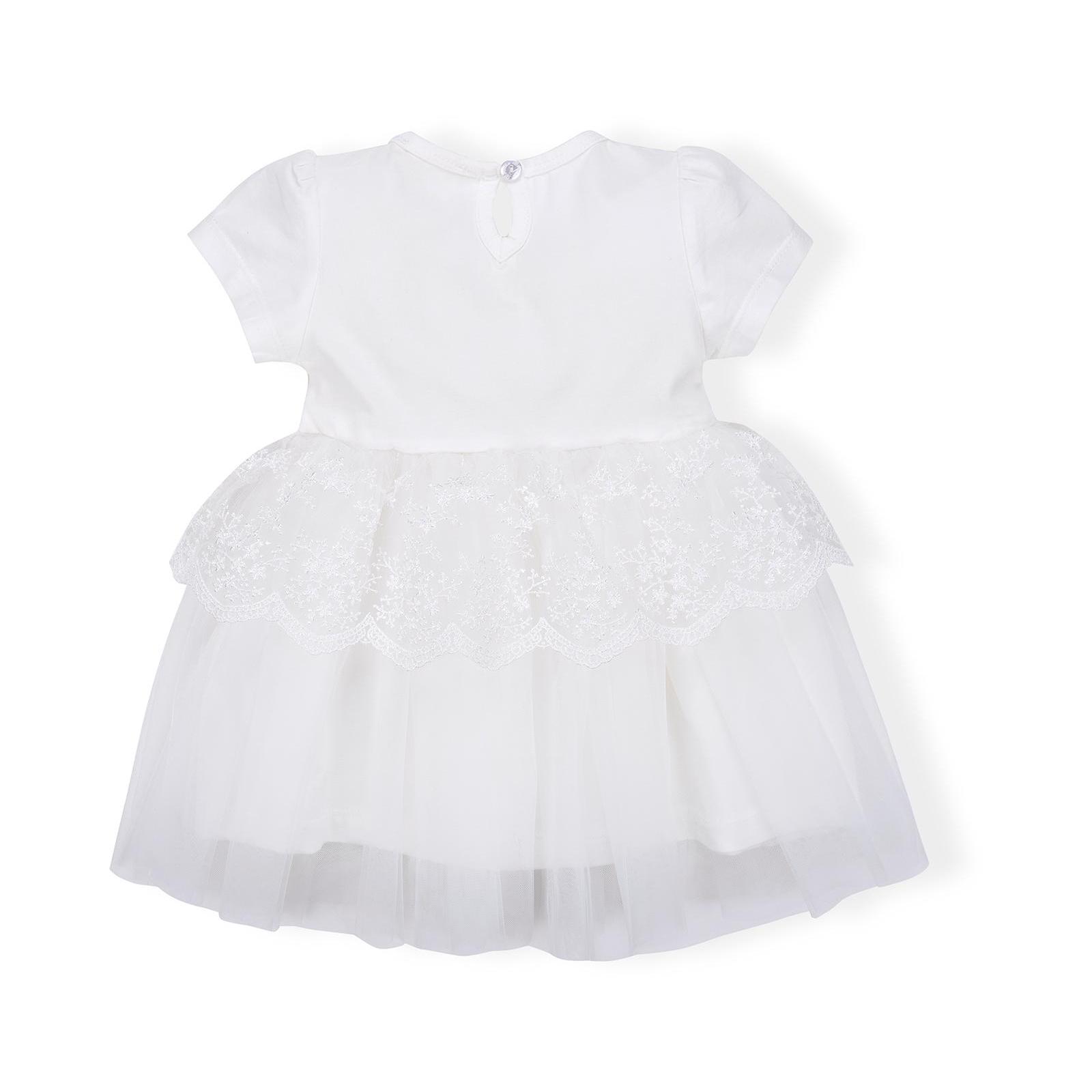 Платье Breeze кружевное с оборками (9011-86G-cream) изображение 2