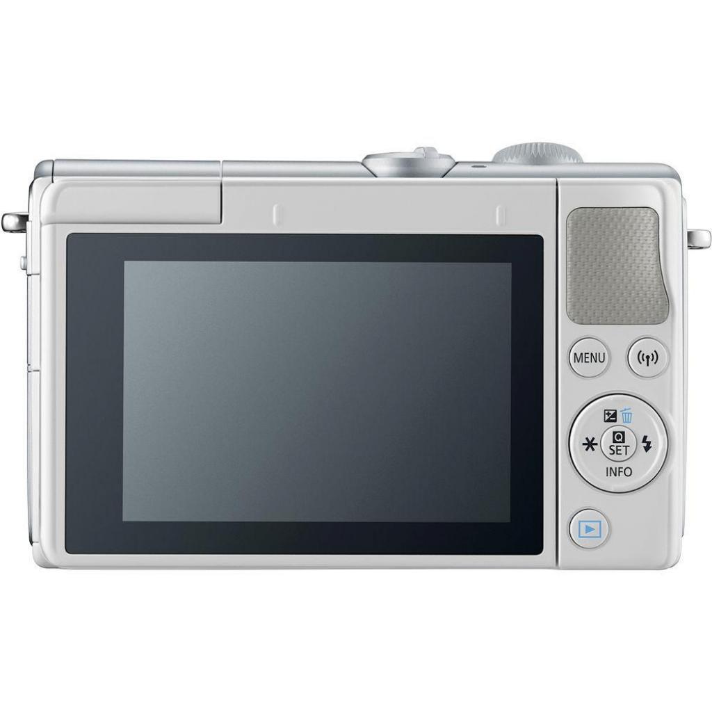Цифровой фотоаппарат Canon EOS M100 + 15-45 IS STM Black (2209C048) изображение 3