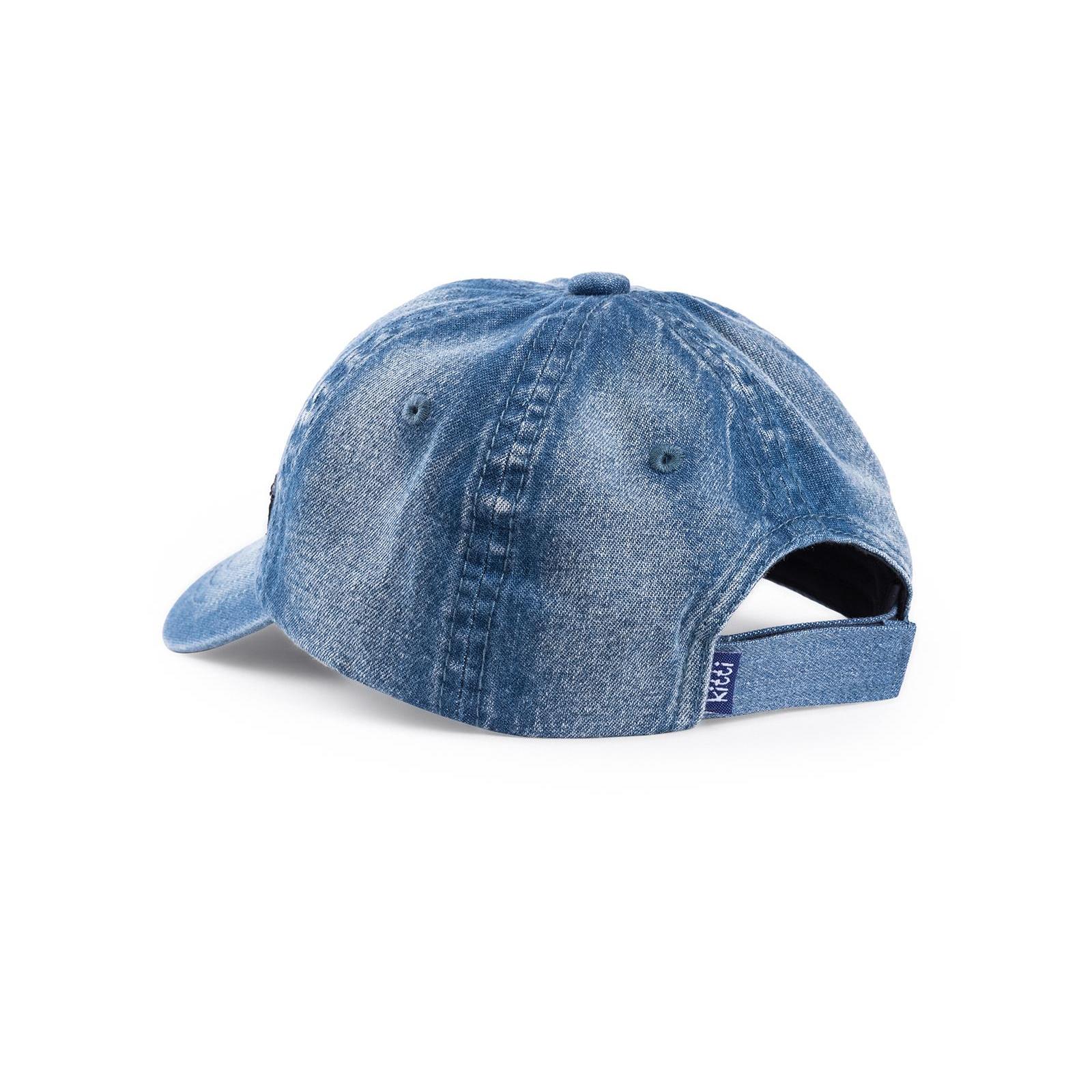 Кепка Kitti джинсовая (Y8210-18-50B-blue) изображение 2