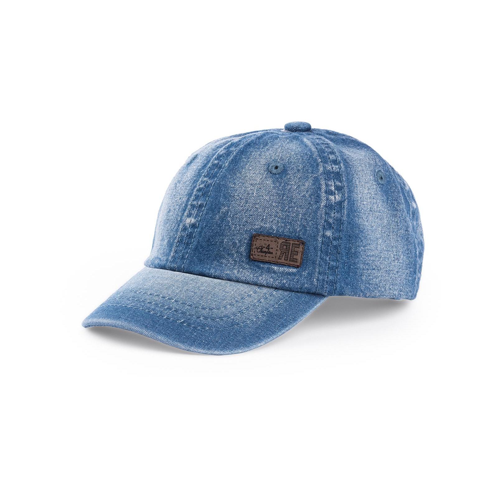 Кепка Kitti джинсовая (Y8210-18-50B-blue)